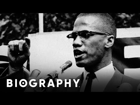 Malcolm X, Civil Rights Leader And Black Nationalist | Biography
