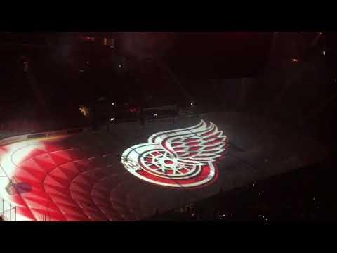 Detroit Red Wings vs. Washington Capitals (10/20/2017)   Official FLP PreGame Show Video