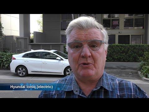 2019 Hyundai Ioniq Electric Car: CHARGE FOR FREE