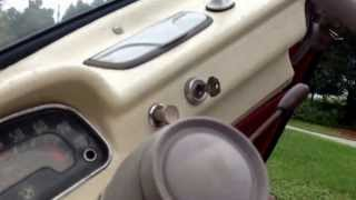 BMW 600 test drive