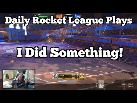 Daily Rocket League Plays: I Did Something!