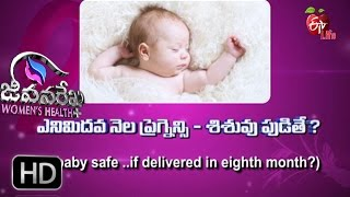 Jeevanarekha Women's Health | Baby Safe If Delivered in Eighth Month | 20th Dec 2016
