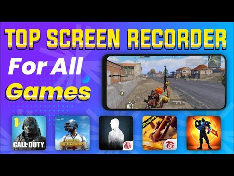 Best gaming screen recoder for android|| How to best screen recorder app in (Hindi) shouryagaming
