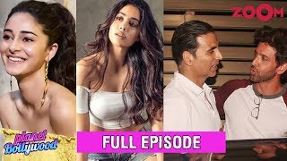 Ananya REPLACES Janhvi? | Hrithik and Akshay to collaborate soon? |Planet Bollywood Full Episode