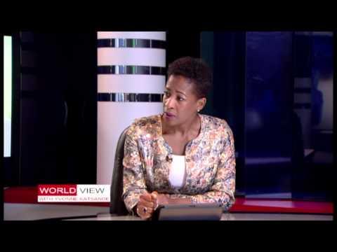 Worldview with Yvonne Katsande - EFF's Floyd Shivambu