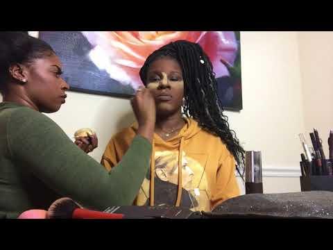 Makeup Beat: Getting Dazzled wDesiree Howard aka MakeupXDaisy