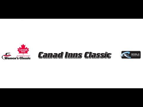World Curling Tour, Canad Inns Women's Classic 2018, Day 4, Quarter Final