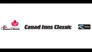 World Curling Tour, Canad Inns Women's Classic 2018, Day 4, Quarter Final