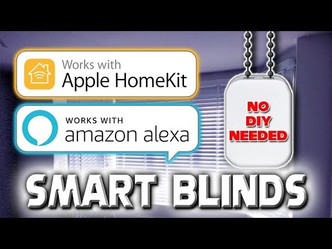 Your Window Blinds Are Dumb  Make Them Smart In 10 minutes