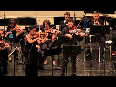 Wolfgang Amadeus Mozart: Sinfonia Concertante in E-flat major, K. 364: 2nd mvt. (2/3)