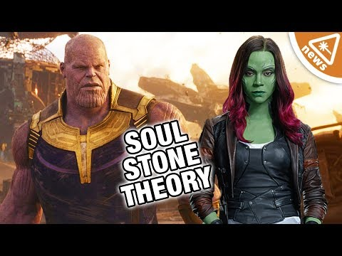 The Russo Brothers Confirm a Major Soul Stone Theory! (Nerdist News w/ Jessica Chobot)