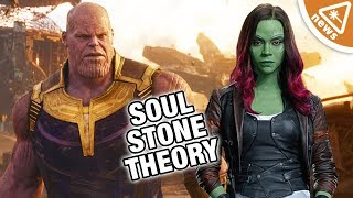 The Russo Brothers Confirm a Major Soul Stone Theory! (Nerdist News w/ Jessica Chobot) thumbnail