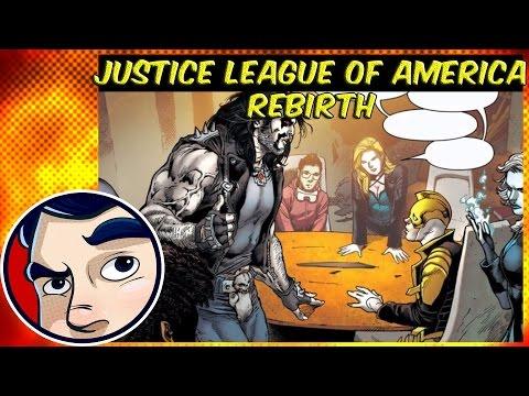 Justice League of America Rebirth - Rebirth Complete Story