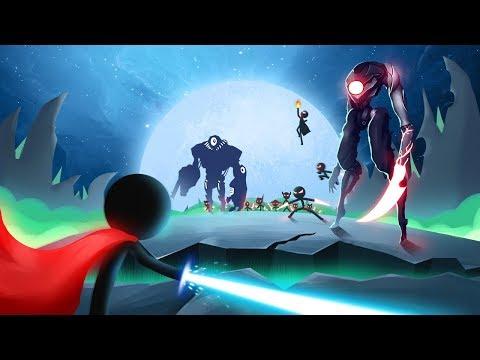 Stickman Ghost 2: Galaxy Wars – Shadow Action RPG 1