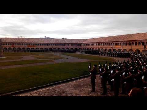 Cazadores Galicia 64 - Himno de España