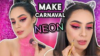 Make CARNAVAL em NEON!
