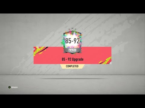 WALKOUT IN EVERY PACK 10 85-92 UPGRADE PACKS AND NEW 92 VINICIUS JR FIFA 20