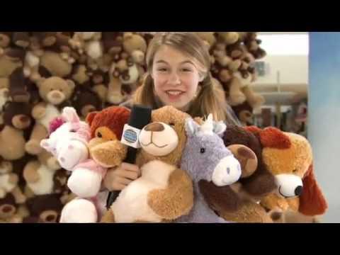 Worlds softest teddy bear