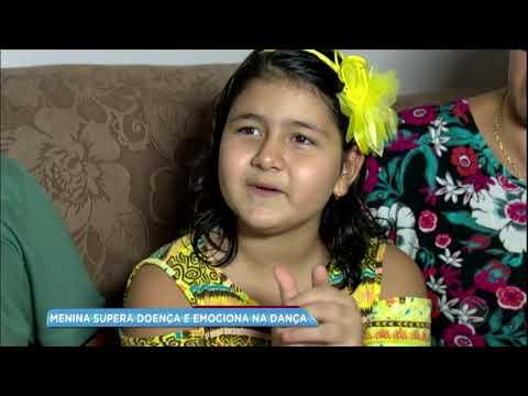 Conheça a história de Laurinha, que venceu o câncer e dá aula de superação