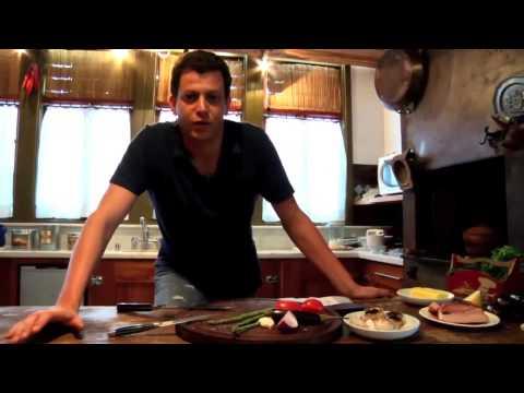 Cogumelos Recheados Pra Variar com Beto Madalosso 1a parte