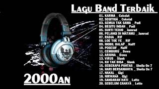 Video Top Lagu Terbaik - Naff , Dewa , GiGi , Padi - lagu Band IndonesiaTerbaik  2000an download MP3, 3GP, MP4, WEBM, AVI, FLV Juli 2018