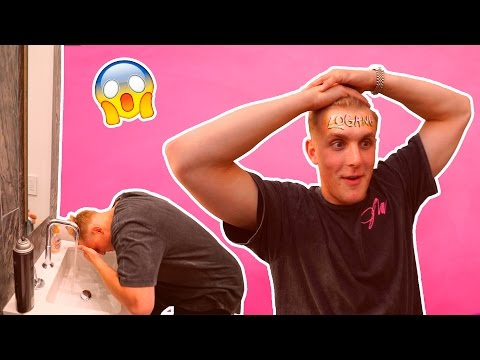 TATTOO PRANK THEY GOT ME BAD..