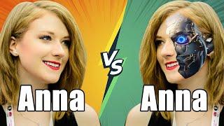 Anna_Chess Vs. Anna Bot: Can I Defeat Myself?