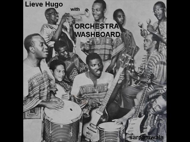 Lieve Hugo- Leloe Leloe Orchestra Washboard