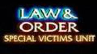Law & Order:svu theme song
