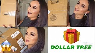 INTERCAMBIO DOLLAR TREE Y COSAS ECONOMICAS FT. JACKIEBEAUTY TRIZ