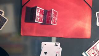 Faire un château de cartes - Réaliser un chateau en cartes