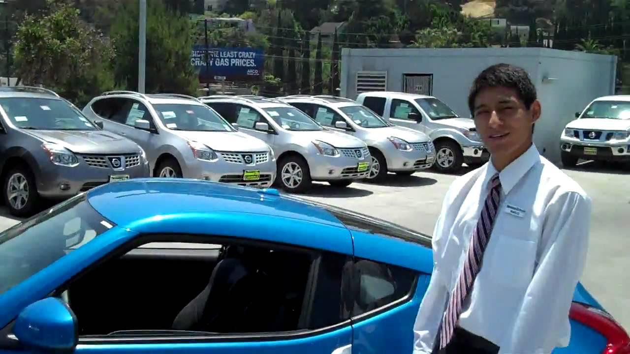 Universal City Nissan 370Z Walk Around With Marco - YouTube