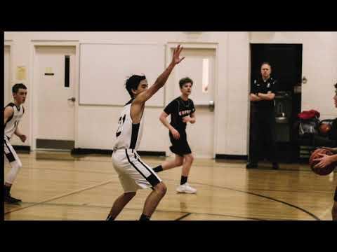 2019 West Hills Christian School 8th Grade Basketball