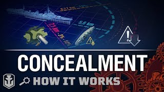 How it Works: Spotting System. Part 3  | World of Warships