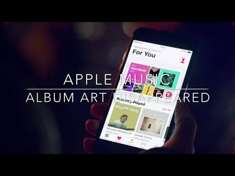 Apple Music Artwork Not Showing - FIX