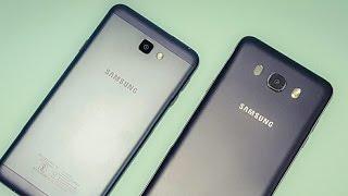 Samsung j7 Prime Camera vs J7 (2016) Camera with Samples