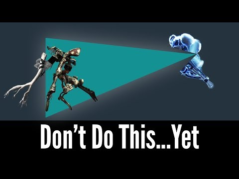 How To Capture An Eidolon (Warframe)