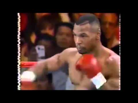 Time Traveller at Mike Tyson Fight
