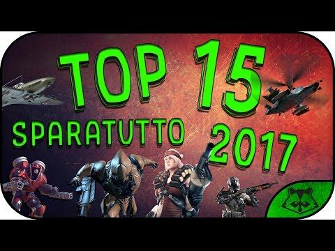 [Top 2017] I Migliori Giochi Sparatutto \ FPS Online