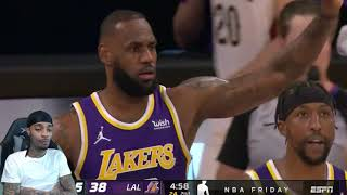 FlightReacts PELICANS at LAKERS | FULL GAME HIGHLIGHTS | January 15, 2021!