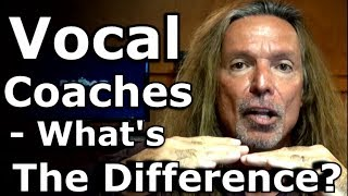Choosing A Vocal Coach - What's The Difference? - Ken Tamplin Vocal Academy