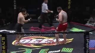 Ken Hasegawa vs. Peter Tornow - DEEP MMA (English Commentary)