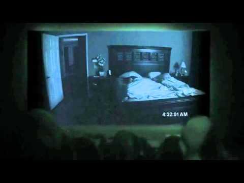 Paranormalna Aktivnost (Trailer)