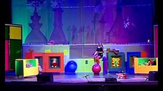 Человек с пропеллером как герой русского мюзикла. СТС МИР, программа Вместе  (31.10.2013)
