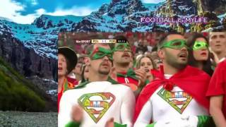 「ユーロ2016準々決勝 」 ポルトガル vs ポーランド 1 1 ハイライト HD 【PK戦 5 3】