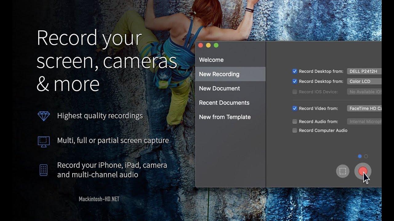ScreenFlow 9.0.3 : Updated