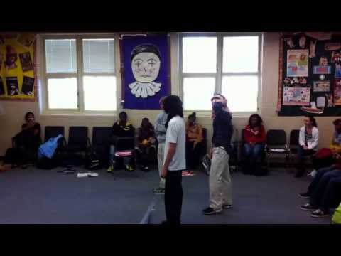 Crayton Middle School: Theater Games