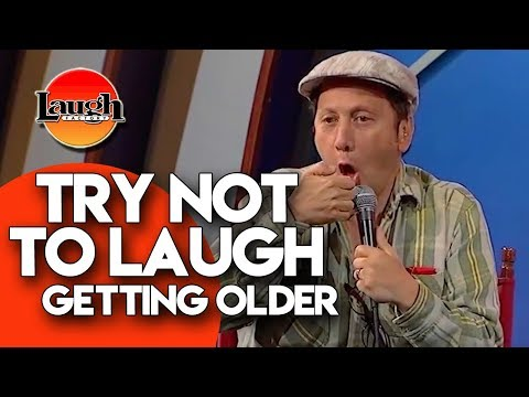 Try Not To Laugh  Getting Older  Laugh Factory Stand Up Comedy