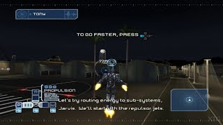 Iron Man PS2 Gameplay HD (PCSX2)
