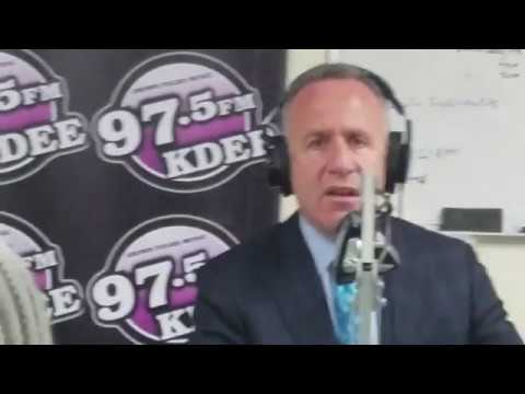 KDEE97 5Interview Mayor DarrellSteinberg